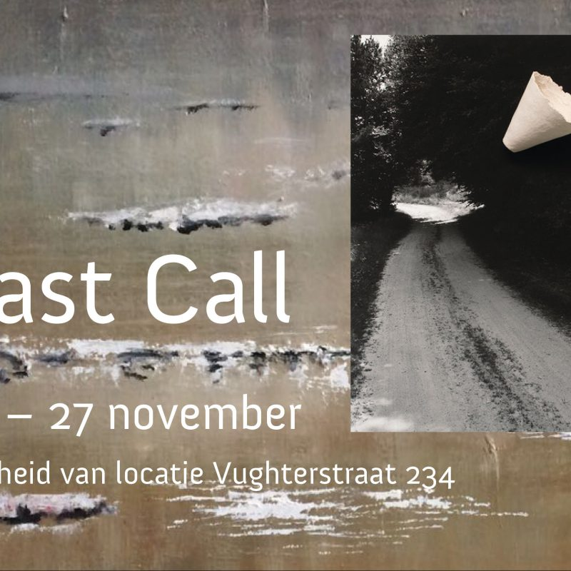 Last Call Kunsthal Boschveld