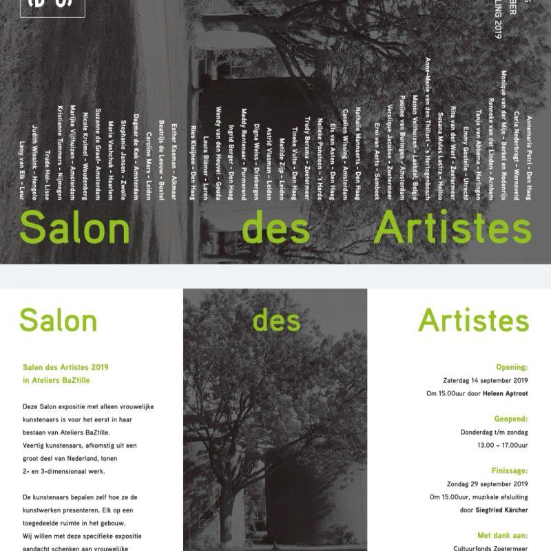 Salon Des Artistes